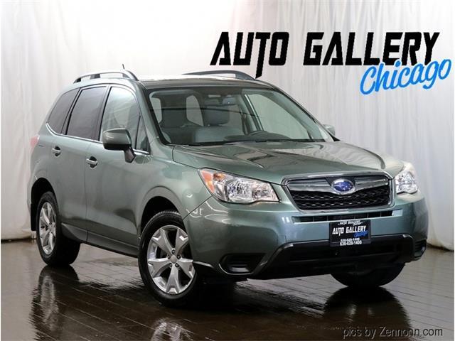 2014 Subaru Forester (CC-1507761) for sale in Addison, Illinois