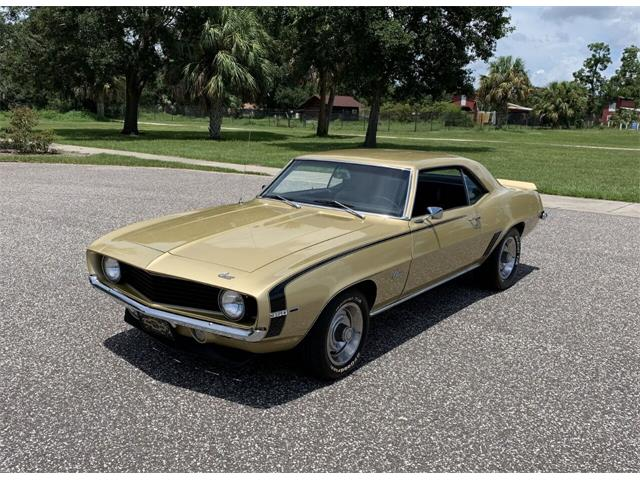 1969 Chevrolet Camaro (CC-1507773) for sale in Clearwater, Florida