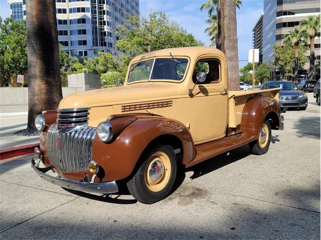 1946 Chevrolet Pickup (CC-1507783) for sale in Glendale, California