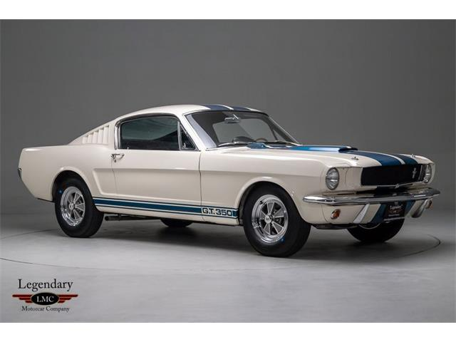 1965 Shelby GT350 (CC-1507818) for sale in Halton Hills, Ontario