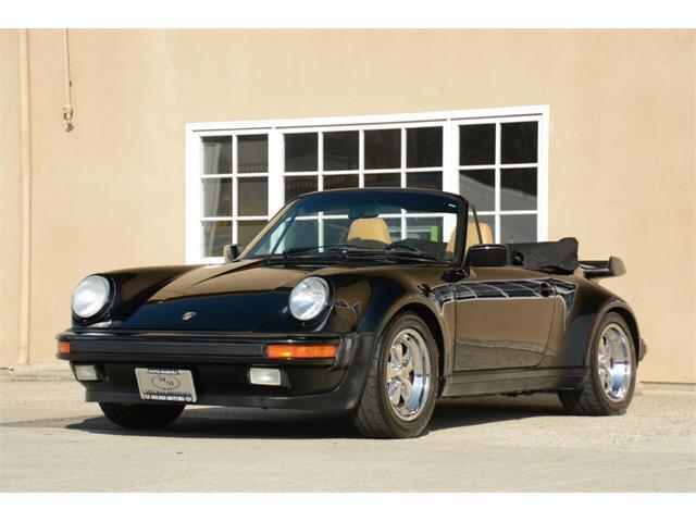 1989 Porsche 911 (CC-1507844) for sale in Santa Barbara, California
