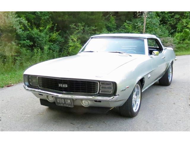 1969 Chevrolet Camaro (CC-1507849) for sale in Dayton, Ohio