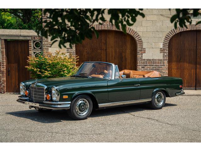 1971 Mercedes-Benz 280SE (CC-1507853) for sale in Pontiac , Michigan