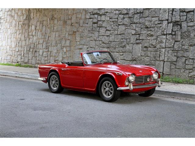 1966 Triumph TR4 (CC-1507856) for sale in Atlanta, Georgia