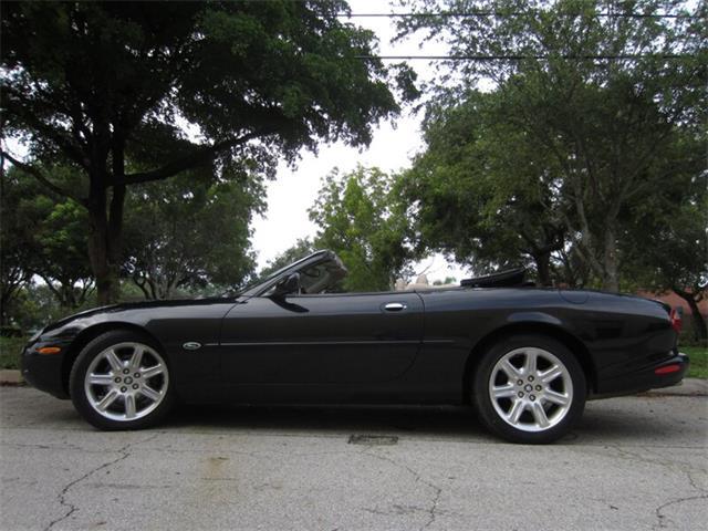 2000 Jaguar XK8 (CC-1507866) for sale in Delray Beach, Florida