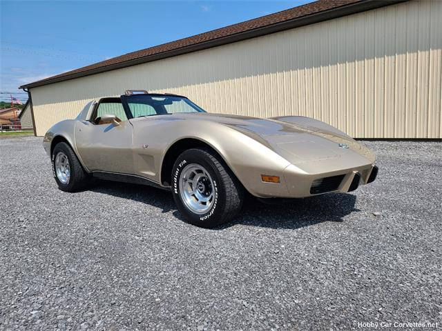 1978 Chevrolet Corvette (CC-1507884) for sale in martinsburg, Pennsylvania