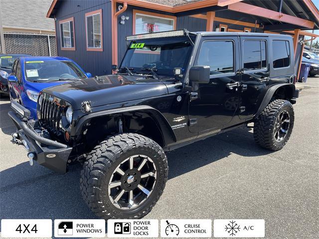 2008 Jeep Wrangler (CC-1507896) for sale in Tacoma, Washington