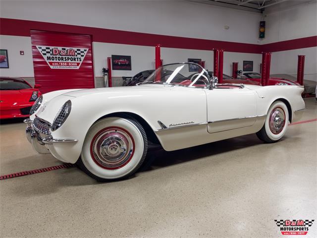 1954 Chevrolet Corvette (CC-1507898) for sale in Glen Ellyn, Illinois