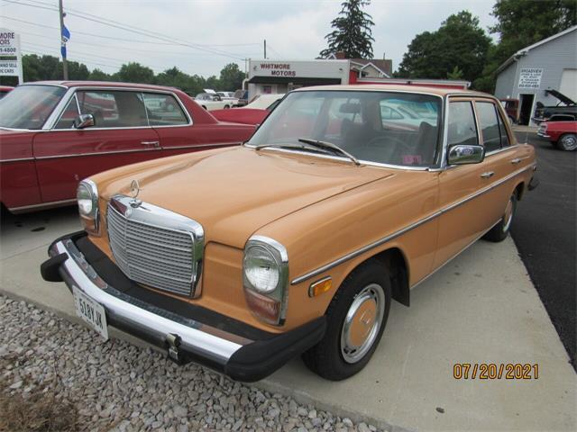 1975 Mercedes-Benz 240 (CC-1507909) for sale in Ashland, Ohio