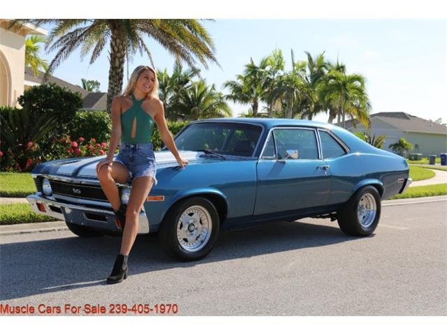 1972 Chevrolet Nova (CC-1507921) for sale in Fort Myers, Florida