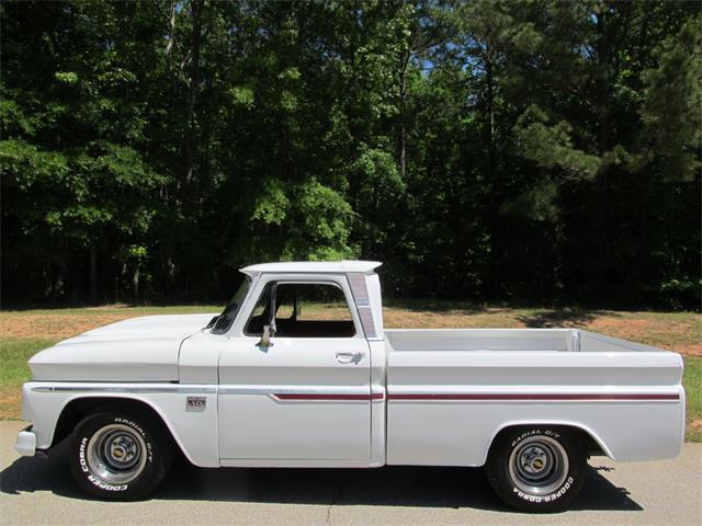 1966 Chevrolet C10 (CC-1507940) for sale in Fayetteville, Georgia