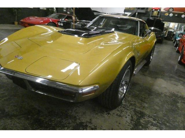 1972 Chevrolet Corvette (CC-1507954) for sale in Colombus, Ohio