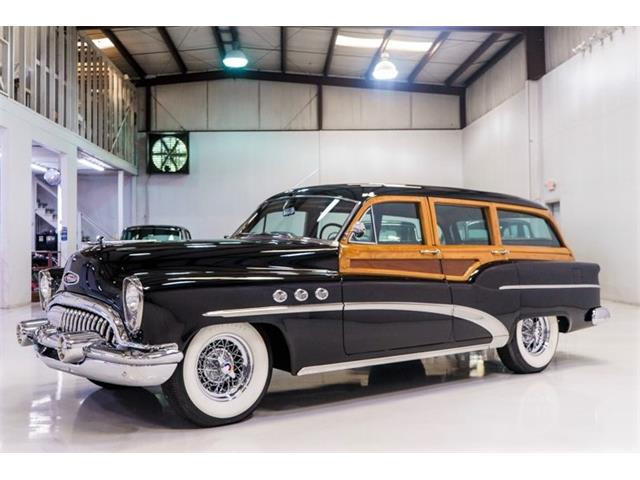 1953 Buick Woody Wagon (CC-1507963) for sale in St. Louis, Missouri