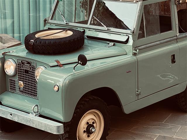1964 Land Rover Series IIA (CC-1507964) for sale in Úbeda, Jaén