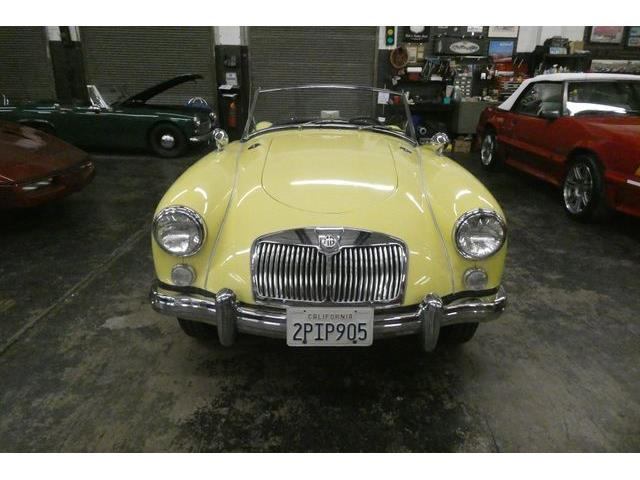 1957 MG MGA (CC-1507967) for sale in Colombus, Ohio