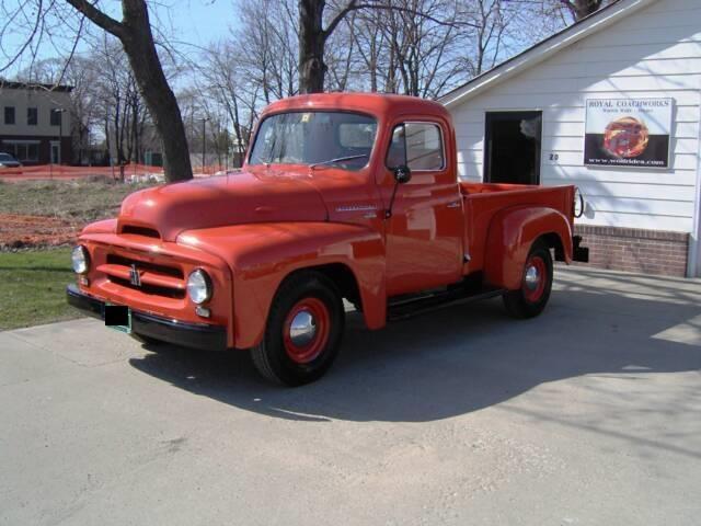 1954 International R100 (CC-1507998) for sale in Shelburne, Vermont