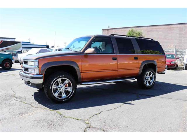 1998 Chevrolet Suburban (CC-1508044) for sale in West valley city, Utah
