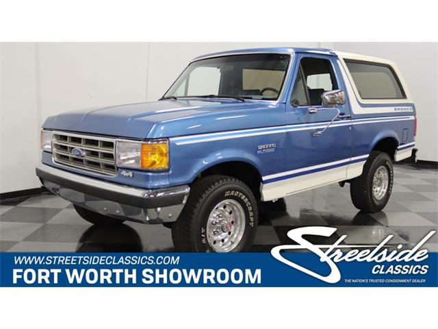 1989 Ford Bronco (CC-1508053) for sale in Ft Worth, Texas