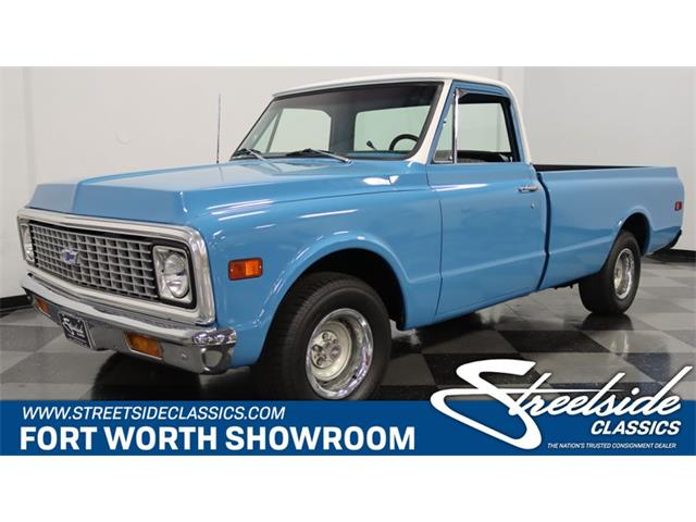 1972 Chevrolet C10 (CC-1508055) for sale in Ft Worth, Texas
