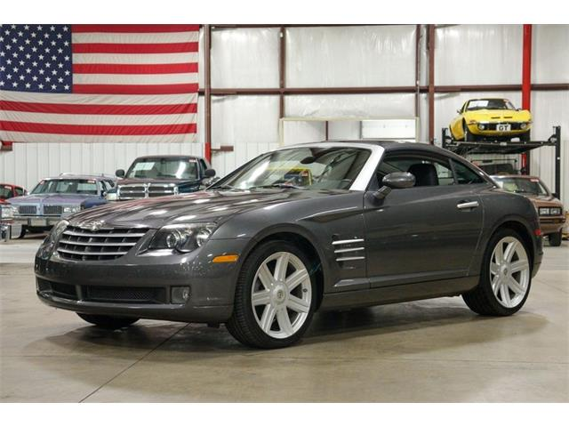 2005 Chrysler Crossfire (CC-1508056) for sale in Kentwood, Michigan