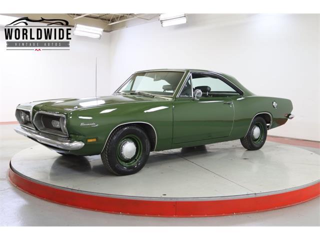 1969 Plymouth Barracuda (CC-1508073) for sale in Denver , Colorado