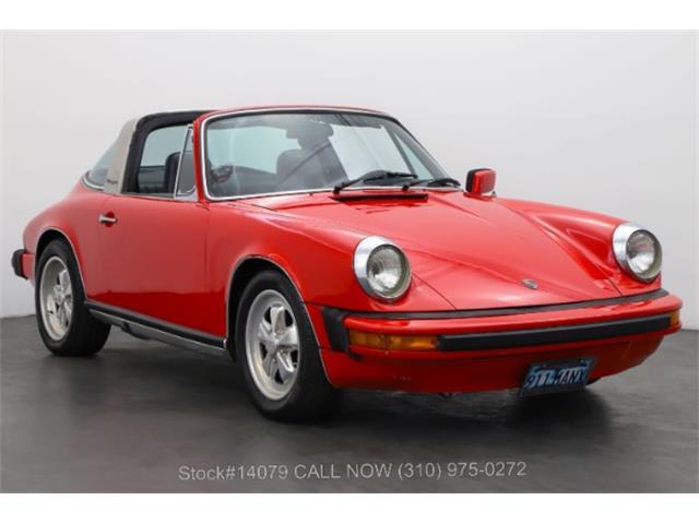 1976 Porsche 911S (CC-1508085) for sale in Beverly Hills, California