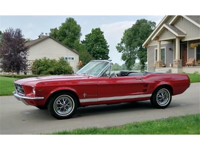1967 Ford Mustang (CC-1508087) for sale in Beverly Hills, California