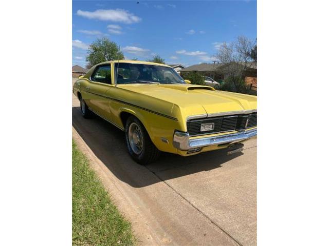1969 Mercury Cougar (CC-1508107) for sale in Cadillac, Michigan