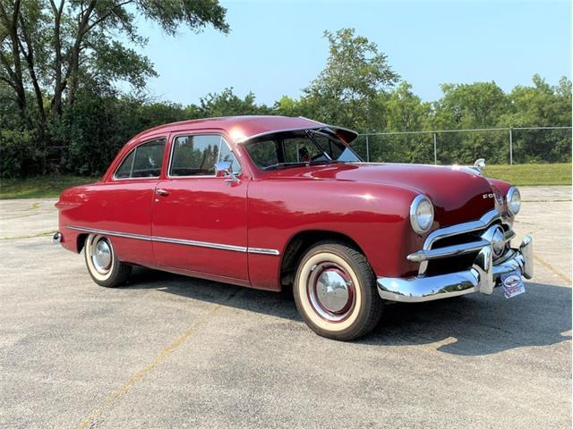 1949 Ford Custom (CC-1508109) for sale in Alsip, Illinois