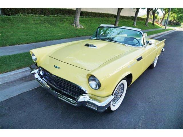 1957 Ford Thunderbird (CC-1508168) for sale in Torrance, California