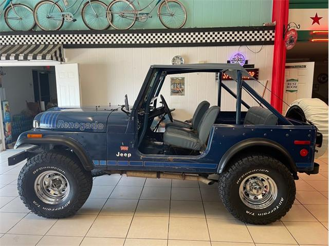 1979 Jeep CJ (CC-1508178) for sale in Clearwater, Florida