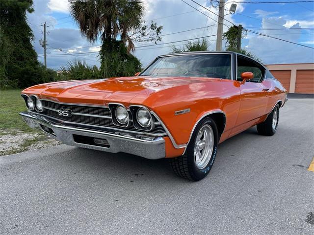 1969 Chevrolet Chevelle (CC-1508181) for sale in Pompano Beach, Florida