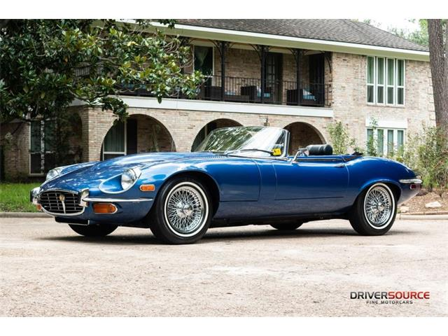 1971 Jaguar E-Type (CC-1508222) for sale in Houston, Texas