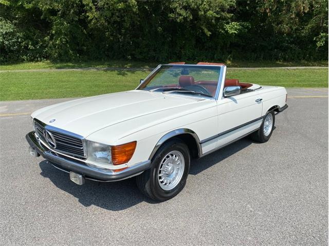 1980 Mercedes-Benz 450SL (CC-1508232) for sale in Carthage, Tennessee