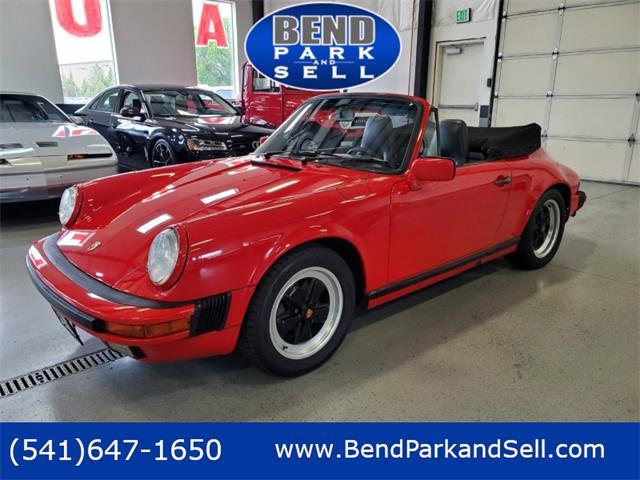 1988 Porsche 911 (CC-1508245) for sale in Bend, Oregon