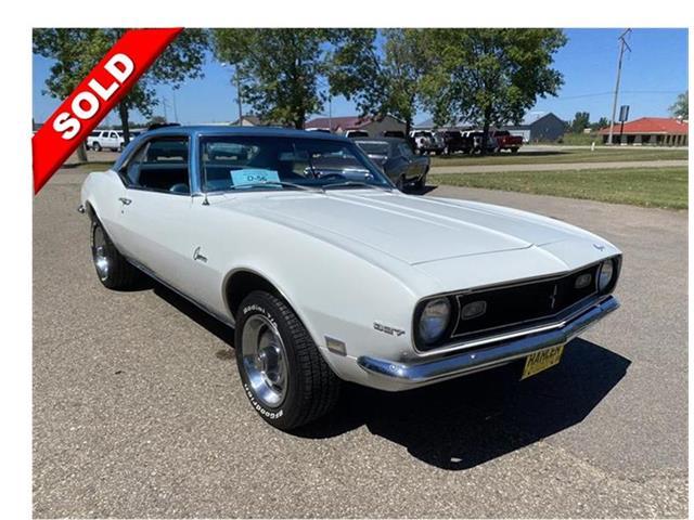 1968 Chevrolet Camaro (CC-1508252) for sale in Webster, South Dakota
