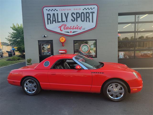 2002 Ford Thunderbird (CC-1508262) for sale in Canton, Ohio