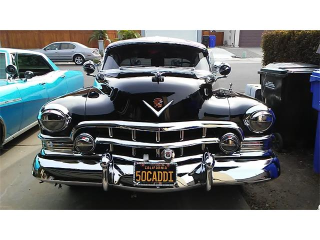 1950 Cadillac Coupe DeVille (CC-1508269) for sale in San Diego, California