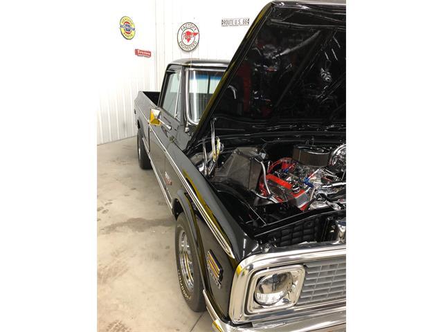 1972 Chevrolet 1/2 Ton Shortbox (CC-1508273) for sale in Catlett , Virginia