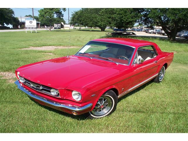 1966 Ford Mustang GT (CC-1508278) for sale in CYPRESS, Texas