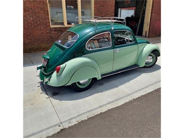 1968 Volkswagen Beetle (CC-1508281) for sale in BENTON, Kansas