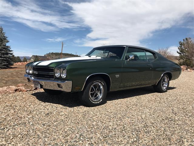 1970 Chevrolet Chevelle SS (CC-1508289) for sale in Pittsburgh, Pennsylvania