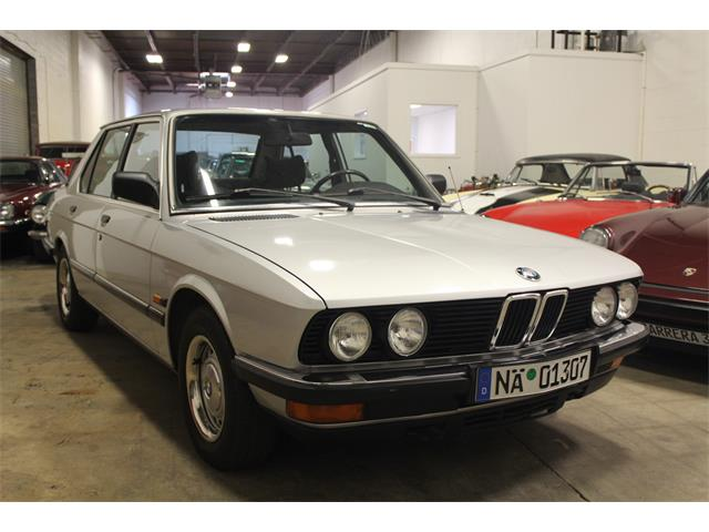 1984 BMW 5 Series (CC-1508294) for sale in Cleveland, Ohio