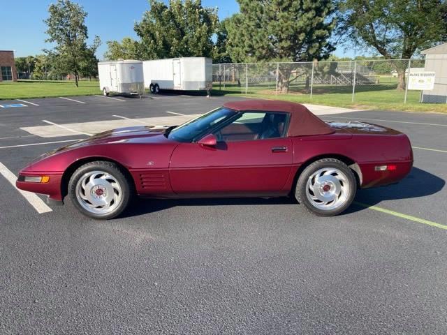 1993 Chevrolet Corvette C4 (CC-1508295) for sale in Fremont, Nebraska
