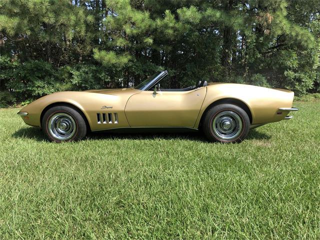 1969 Chevrolet Corvette (CC-1508302) for sale in Morrisville, North Carolina
