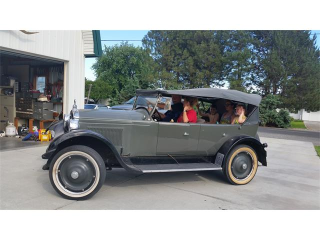 1925 Hupmobile Touring (CC-1508304) for sale in Burbank, Washington