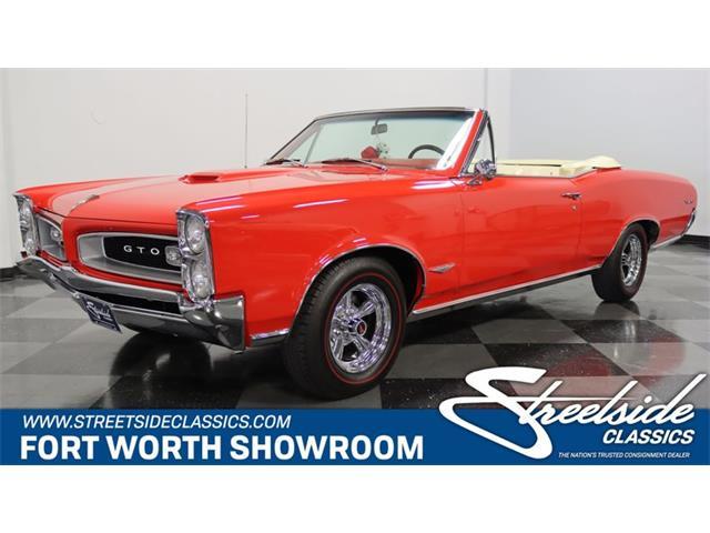 1966 Pontiac LeMans (CC-1508318) for sale in Ft Worth, Texas