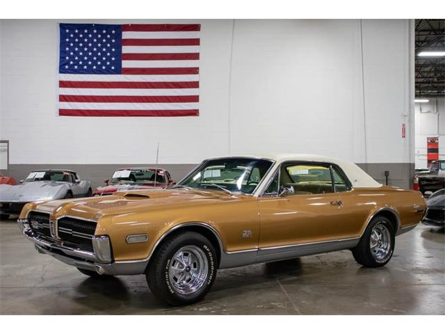 1968 Mercury Cougar (CC-1508322) for sale in Kentwood, Michigan