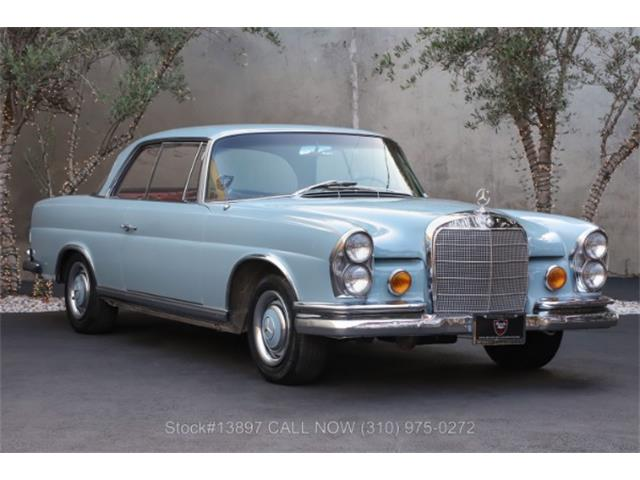 1967 Mercedes-Benz 250SE (CC-1508357) for sale in Beverly Hills, California