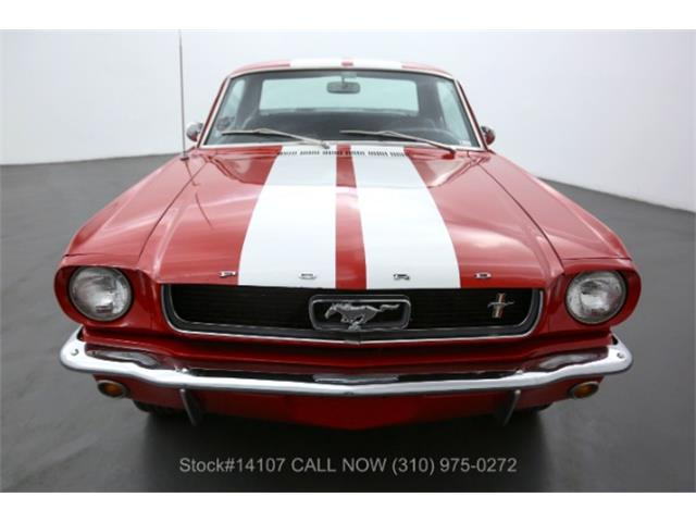 1966 Ford Mustang (CC-1508365) for sale in Beverly Hills, California